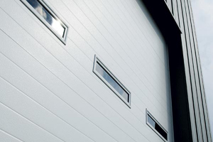 Polystyrene Sheet Insulation Garage doors