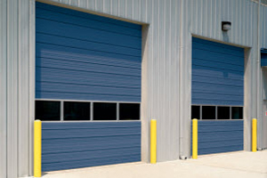 Non Insulated Commercial Garage doors