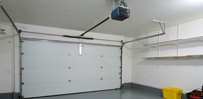 Annual Garage Door Maintenance