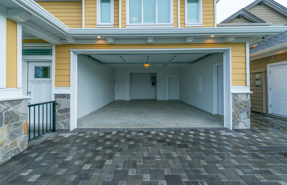 How much garage door headroom required faq by customers for How big is a standard garage door