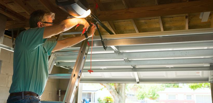 How to fix a noisy garage door garage door repair hamilton how to fix a noisy garage door solutioingenieria Images