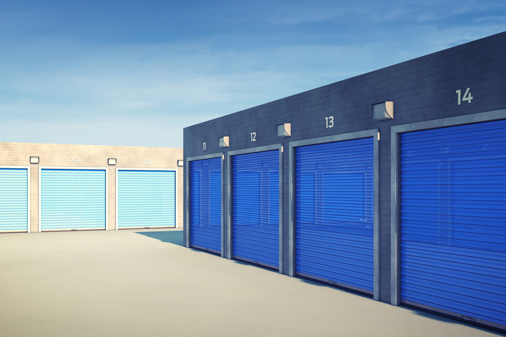 What Factors Should You Consider When Choosing A Commercial Garage Door?
